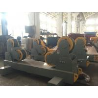 China 380V 50HZ Tank Self-Aligning Rotators With Double Drive , 0.1-1 m/min Wheel Speed wholesale