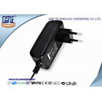 China EU Wall Mounted 12V 2A 24W Switching Power Adatper with Indicating Light wholesale