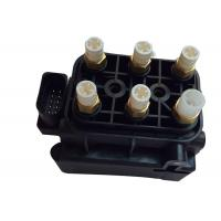 China W164 W251 W212 Air Suspension Compressor Repair Kits / Air Pump Solenoid Valve Block wholesale