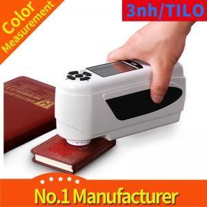 China Digital Photoelectric Colorimeter Nr200 Digital Chromometer with Cqcs3 PC Software wholesale