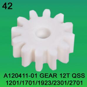 China A120411-01 GEAR TEETH-12 FOR NORITSU qss1201,1701,1923,2301,2701 minilab wholesale
