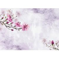 China The Plum Flower Pattern 3D Bamboo Wall Panels for TV Background Wall Panels wholesale