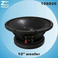 China 10SD26 Woofer Driver (10SD26) wholesale