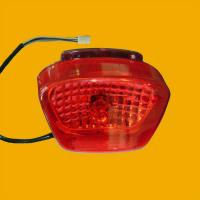 China OEM quality TVS STAR motorbike tail lamp,motorcycle tail light for motorcycle parts wholesale