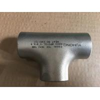 "China Stainless Steel Butt Weld Fittings Short Reduce, 90 deg  Elbow, 1/2"" to 60"" , sch40/ sch80, sch160 ,XXS  B16.9 wholesale"