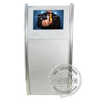 "China 22"" Touch Screen Advertising Kiosk , 1680x 1050 Max. Resolution wholesale"
