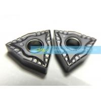 China Heat Resistant Alloys PVD Coated Carbide Inserts With Ultra High Temperature Resistance wholesale