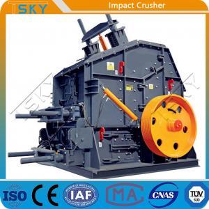 China PFT-1010Secondary Crushing Machine Impact Crusher wholesale