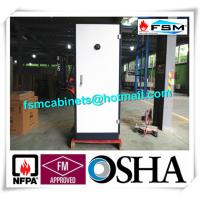 China Metal Moisture Proof Anti Magnetic Cabinets Fire Resistant With Mechanical Coded Lock wholesale