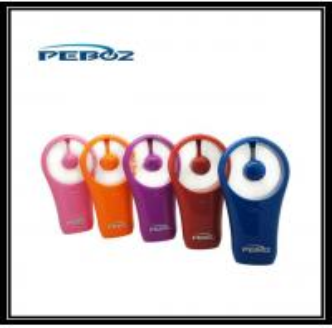 China 2014 new plastic battery operated mini handy fan on sale