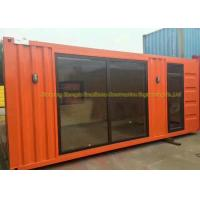 China Light Steel Framing Prefab Container House 20 Feet Steel Structure wholesale
