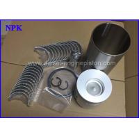 China Mitsubishi Diesel Engine 4D35 Liner Kits with Piston , Ring , Liner and Engine bearing wholesale