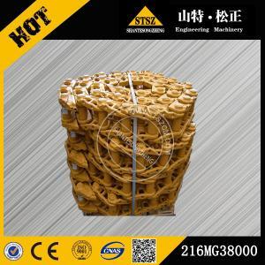 China Shantui bulldozer SD22 track link, 38 links, Shantui genuine undercarriage spare parts wholesale