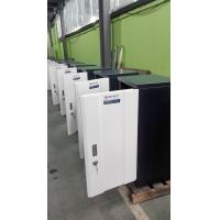 China White Anti Magnetic Cabinets Fireproof , Secure Filing Cabinet 6 Drawer For CD Storage wholesale