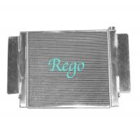 China High Performance Small Aluminum Car Radiators for MAZDA RX2,3,4,5  RX7 S1 S2 69-83 MT on sale