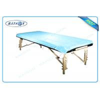 China Surgical Non Woven Bed Sheets Apply on Hospital Exam Tables or Stretchers wholesale