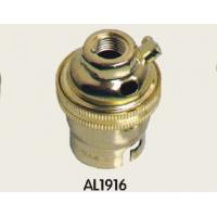 China ABS/Bakelite Replacement E27/E14/B22/GU10 OEM Electric Bulb Holders AL1916 wholesale