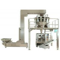 Food Grade VFFS Automatic Pouch Packing Machine For Flower Fertilizer / Dry Powder