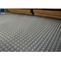 China Dimpled Drainage Board Production Machine Line With Waterproof Non Woven Geotextile wholesale