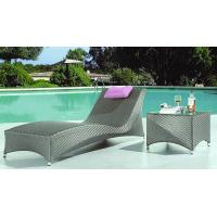 China Outdoor rattan chaise lounge chair-3007 wholesale