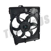 Buy cheap TS16949 Car Cooling Fan DV12 400W For B-M-W E90 Auto Radiator Kits from wholesalers