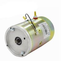 China 2.0kw Hydraulic High Power 12v Dc Motor 2800Rpm CW Rotation 6N.M Torque wholesale