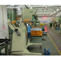 Buy cheap Automatic Steel Coil Decoiler Machine With Heavy Load Capacity , Hydraulic Decoiler Machine from wholesalers
