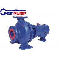 China Blue FN Horizontal industrial water pumps for fertilizer plants wholesale