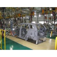 China Production Assembly Line In Automotive Industry , Car Manufacturing Assembly Line wholesale