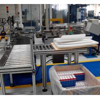 Buy cheap Industrial Modular Conveyor System from wholesalers