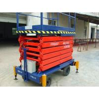 China CE proved Hydraulic self-propelled scissor lift on sale