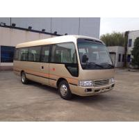 China 23 Seats Electric Minibus Commercial Vehicles Euro 3 For Long Distance Transport wholesale