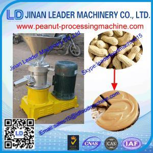 China china supplier peanut butter making machine/peanut maker equipment wholesale
