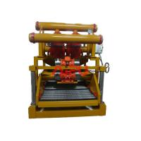 China Trenchless mud recycling Hunter series mud cleaner at Aipu solids control wholesale