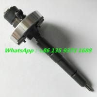 Buy cheap Genuine Nissan Zd30 Engine Fuel Injector 16600vz20A 0445110315 from wholesalers