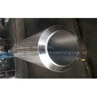 China S355NL Hot Rolled Forged Bar Forged Sleeves Pipe With PED Certificate Machined wholesale
