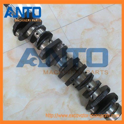 Quality Original Excavator Engine Parts Forged Steel Crankshaft For MITSUBISHI S6K S6KT 34320-00010 5I7671 for sale