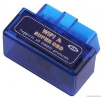 China MINI WIFI ELM327 OBDII Code Reader V1.5 Software Version Support Android and iPhone / iPad wholesale