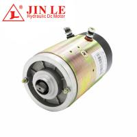 China 12VDC Hydraulic Series Wound Motor ZD1223 4.5'' 1.6KW For Electric Car wholesale