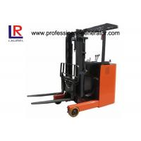 China 1.5T - 2.5T Capacity Warehouse Material Handling Equipment Electric Reach Forklift Truck wholesale