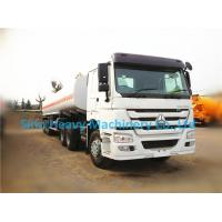 Buy cheap Water Tank Trailer Truck for Unloading from wholesalers