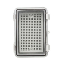 China 150x100x70mm Waterproof IP65 ABS Plastic Junction Box Universal Durable Electrical Project Enclosure With Lock and Key wholesale