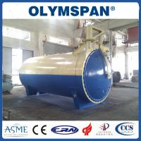 China Brick industry Laminated Glass Autoclave Aerated Concrete / Autoclave Machine Φ2m wholesale