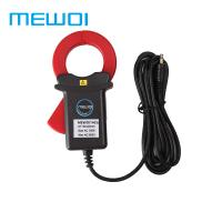 China MEWOI140B-35*40mm,AC 0.0A~600A,Turn Ratio 1:4000 Clamp on Leakage current sensor meter,Current Transducer wholesale