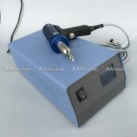 China Robotic Automation Ultrasonic Spot Welding Machine Punching Holes in Bumpers wholesale