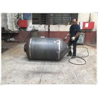 China Carbon Steel Vertical / Horizontal Air Receiver Extra Replacement Tank For Air Compressor wholesale