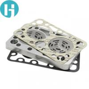 China Bock FK40 FK50 air compressor valve palte with gasket,ac conditioner compressor type K valve plate wholesale