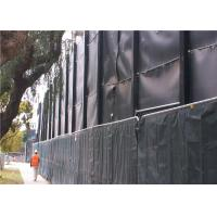 China Light duty temporary noise barriers 40dB ascoustic reduction for plants and highway wholesale