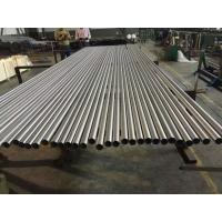 China BA tubes Welded Bright Annealed Stainless Steel Tube Pipe ASTM A249 EN10217-7 on sale