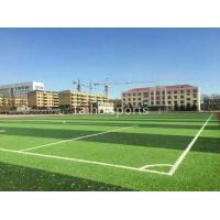 China Crumb Rubber Foam Shock Pad Artificial Grass Shock Absorbing For Football Court wholesale